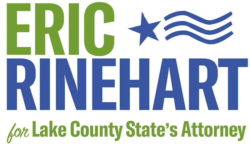 Eric Rinehart for Lake County State's Attorney