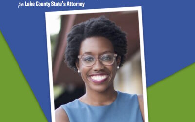 Congresswoman Lauren Underwood endorses Eric Rinehart for Lake County State's Attorney