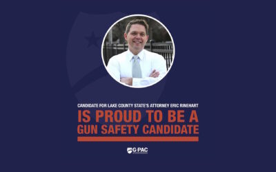 IL leading anti-gun violence group endorses Rinehart for State's Attorney